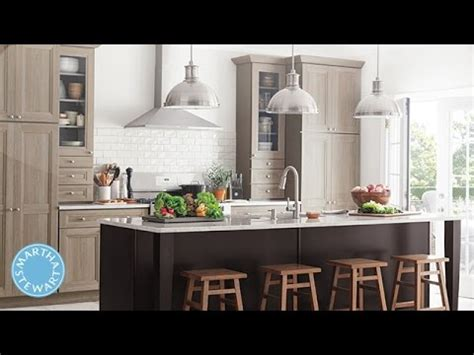 martha stewart kitchen cabinets reviews martha stewart introduces textured purestyle kitchen