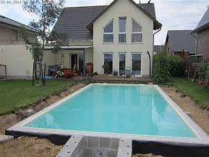 Poolwasser Ist Grün : poolfolie und wasser rein baublog von alexey ~ Watch28wear.com Haus und Dekorationen