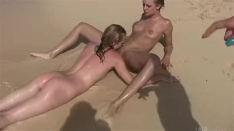 Sexy Girls Are Having Orgasm At Nude Beach Free HD Porn Ee