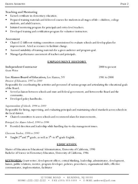 Sample Resume Writing | Sample Resumes
