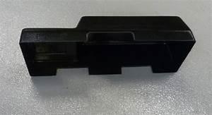 66 To 77 Bronco Plastic Glovebox Liner  Low Profile