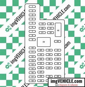 Ford F-150 Xii Fuse Box Diagrams  U0026 Schemes