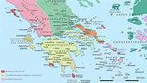 Duchy of Athens - Wikipedia