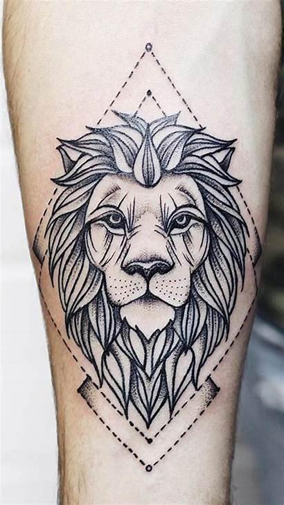 Tattoo Lion Designs Android Apkpure
