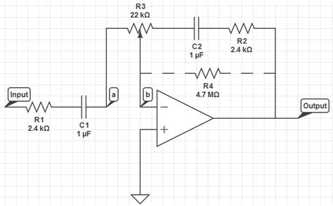Amp Basic Frequency Control Circuit Electrical