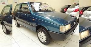 Fiat Uno Cs 1 3 1991 Vers U00e3o Intermedi U00e1ria De Custo Baixo E