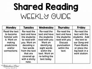A Glimpse At Shared Reading And A Facebook Freebie