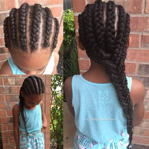 Cornrow With Extensions Hairstyles by Cornrows With Extensions Hairstyle Protective