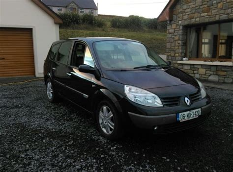 2006 Renault Grand Scenic For Sale In Ballina, Mayo From