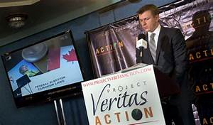 Undercover Activist James O'Keefe Plans to Step Up ...