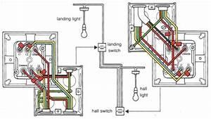 4 Gang 2 Way Light Switch Wiring Diagram