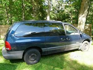 Sell Used 1999 Plymouth Grand Voyager Se Mini Passenger