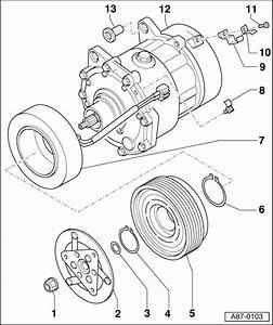 Volkswagen Workshop Manuals  U0026gt  Golf Mk4  U0026gt  Heating