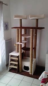 Arbre A Chat En Palette : arbre a chat palette ~ Melissatoandfro.com Idées de Décoration