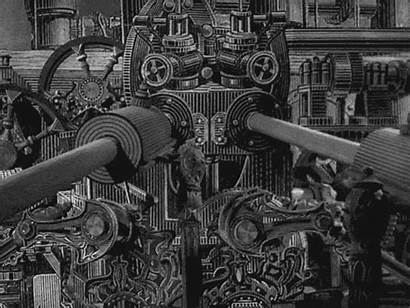 Steampunk Animated Persepolis Steam Gifs Gears Jules