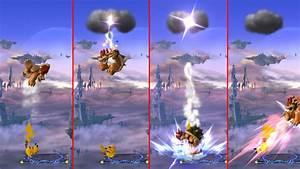 Fulmini E Saette Pikachu Fa Sul Serio In Super Smash Bros