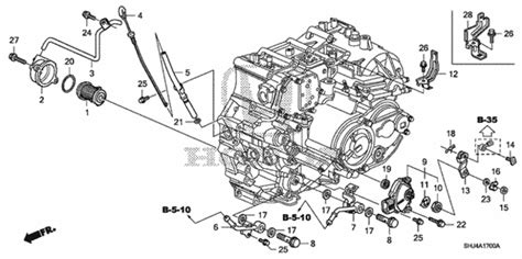 small engine service manuals 2012 honda odyssey electronic throttle control at atf pipe 07 2007 honda odyssey 5 door parts exl 5 speed automatic genuine oem honda