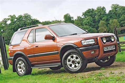 Vauxhall Frontera  The Worst Cars Ever  Top 10 Worst