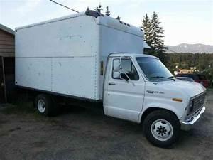 Ford E  Box Trucks
