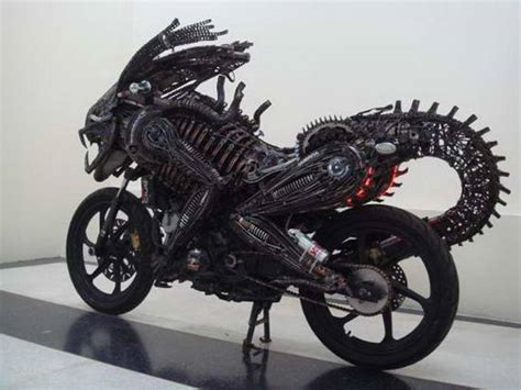 Weird Motorcycles : 39 Of The World's Weirdest (or Coolest) Motorcycles