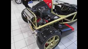 Ariel V8 Atom Up Close And Personal 18 03 2011  Hd