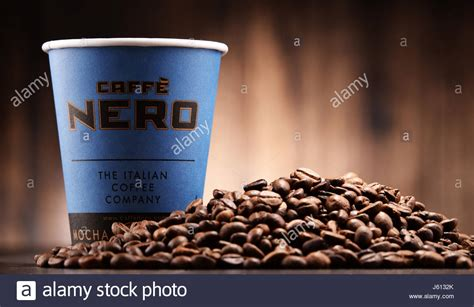 Cafe Nero Cup Stock Photos & Cafe Nero Cup Stock Images Cleaning Moccamaster Coffee Maker Sumatra Smell Oomph Instant Pot Using Vinegar Of Scale In A Chemical Reaction Self Cuisinart Keurig Needle