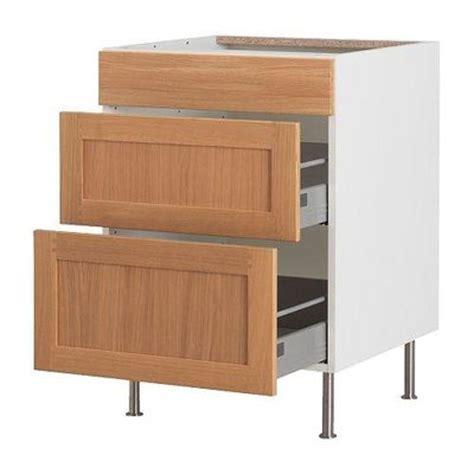 Ikea Küchenfront Faktum by Faktum Sk 229 P Med L 229 Dor 3 Tidaholm Ek 60 Cm S09808168