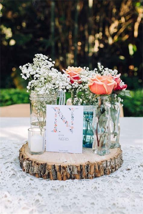 shabby chic vintage wedding ideas deer pearl flowers