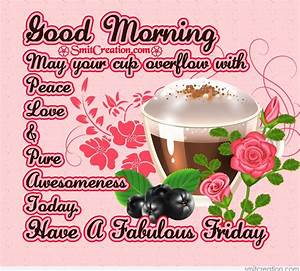 Good Morning Coffee Pictures and Graphics - SmitCreation.com