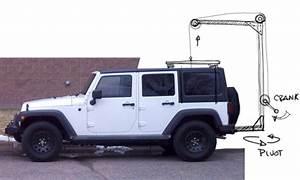 Diy Jeep Jk Hardtop Hoist