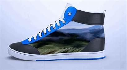 Shoes Sneakers Ink Custom Change Tech Tgif