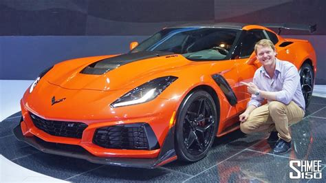 The New Corvette Zr1 Is The Fastest Corvette Ever!