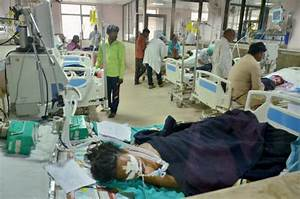 Gorakhpur hospital deaths: Gorakhpur's infant death rate ...