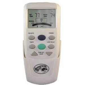 hton bay chq7096t thermostatic remote control