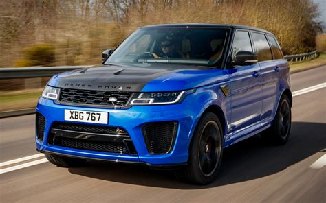 range rover sport svr uk wallpapers  hd images