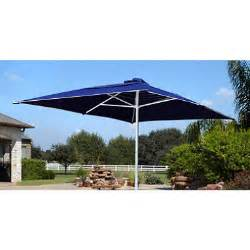 harbor 11 rectangular vent outdoor patio market umbrella sam s club