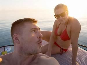 Amy Schumer Poses In Bikini With Boyfriend Ben Hanisch