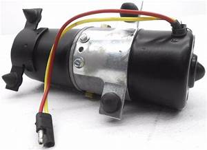 Oem Ford Mustang Convertible Top Motor Missing Ground Wire