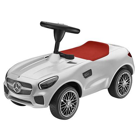 Amg Gt Bobby Bobby Car Big Silber Original Mercedes Collection