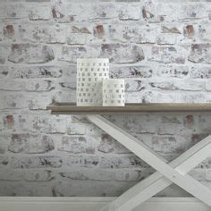 Update Your Decor With This Gray Brick Peel And Stick Wallpaper by How To Faux Brick Wall Sawdust 2 Stitches