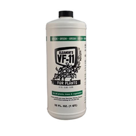 k shop vf shop eleanor s vf 11 32 oz synthetic indoor plant food 0 15 0 85 0 55 at lowes