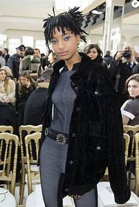 Willow Smith - Défilé de mode Chanel collection prêt-à ...