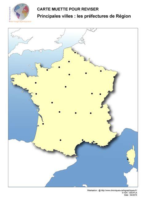 Carte De Avec Principales Villes A Imprimer by Cartes Muettes De La 224 Imprimer Chroniques