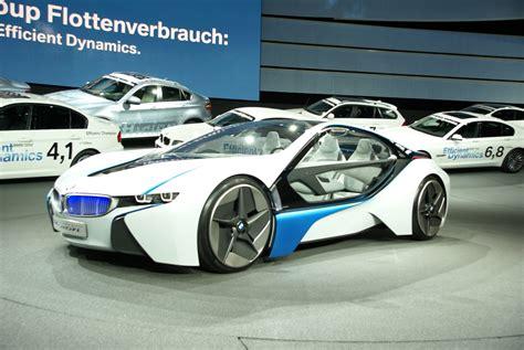 Bmw Vision (i8) Concept Gespot In Abu Dhabi Autoblognl