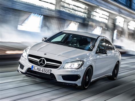 first mercedes 2014 mercedes cla 45 amg first photos leaked autoevolution