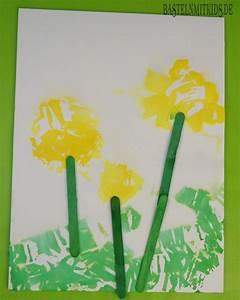 Einfache Papierblume Basteln : bastelideen sommer ~ Eleganceandgraceweddings.com Haus und Dekorationen