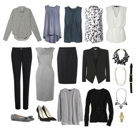 Building A Wardrobe by Building A Basic Work Wardrobe Credentials And
