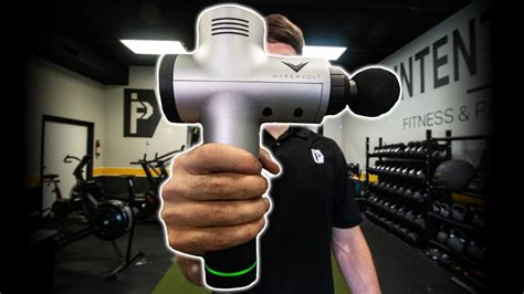 Hyperice HYPERVOLT In-Depth REVIEW | Best Massage Gun of