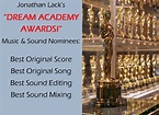 """Jonathan Lack's """"Dream Academy Award"""" Nominees – Music and ..."""