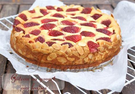 jeux de aux fraises cuisine gateaux gâteau au yaourt aux fraises amour de cuisine
